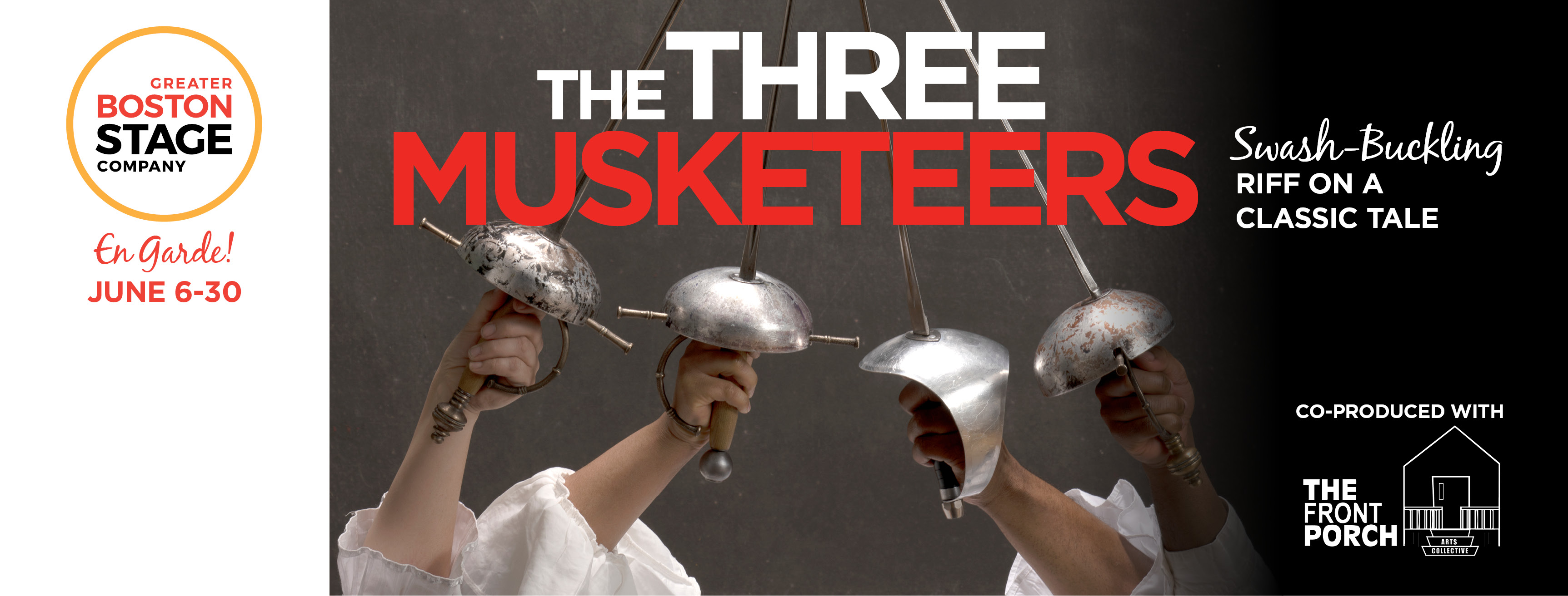 The Three Musketeers!
